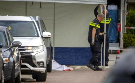 """هولندا .. عصابة المغربي """"التاغي"""" تصفي محامي ترافع ضده (فيديو)"""