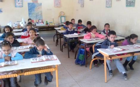 تسجيل 68 ألف تلميذ وتلميذة بمختلف الاسلاك التعليمية باقليم الحسيمة