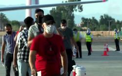 المغرب يوقف عمليات ترحيل المهاجرين السريين من اسبانيا