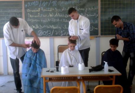 جمعية اربعاء تاوريرت للتنمية المندمجة والمستدامة تنظم اول نشاط لها بعد التاسيس