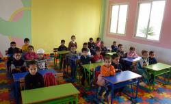 الحسيمة تستفيد من مشروع لاحداث وحداث للتعليم الاولي بالجهة