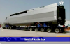 قطار TGV يصل ميناء طنجة المتوسط