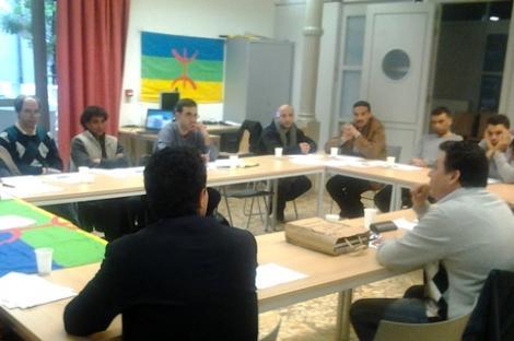 أمازيغ يؤسسون فرعا للتجمع العالمي الأمازيغي ببلجيكا