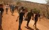نشطاء تماسينت في مسيرة عبر الجبال للمطالبة بإطلاق سراح معتقلين