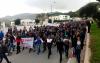 مسيرة حاشدة تُعيد صخب الاحتجاج الى شوارع الحسيمة