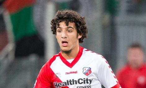 ياسين ايوب ابن الحسيمة المتألق في الدوري الهولندي الممتاز