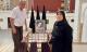 عائلة الزفزافي تحتفل بمناسبة عيد الاضحى برفع الاعلام السوداء
