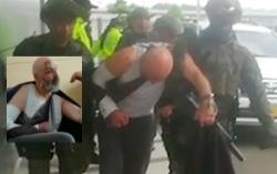 على طريقة اسكوبار.. هكذا اعتقل مساعد التاغي المنحدر من الدريوش في كولومبيا (فيديو)