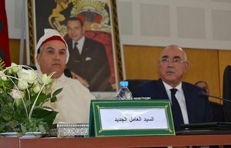 محمد الزهر يعفي رئيس قسم الشكايات بعمالة الحسيمة من مهامه
