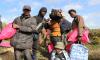 اعتقال 55 مهاجراً افريقياً في غابة السواني بالحسيمة