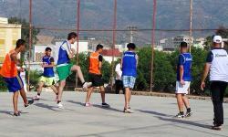 انطلاق فعاليات دوري رمضان لكرة القدم المصغرة بايت بوعياش