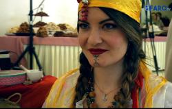 بالفيديو .. ساكنة مليلية المحتلة تحتفي بالثقافة الامازيغية