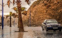 مديرية الارصاد تتوقع عودة الامطار لتهم اغلب مناطق المغرب