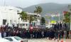 سكان ايث هشام وأزغار ينقلون احتجاجهم الى عمالة الحسيمة