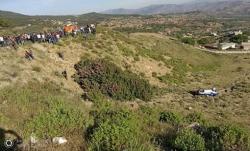 حادثة سير على طريق الحسيمة شفشاون تخلف قتيل ومصابين