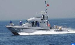 البحرية الملكية تجهض عدة محاولات للهجرة في المتوسط  وتنقذ 284 شخصا