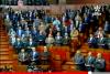 قراءة الفاتحة على روح شكري بلعيد في البرلمان