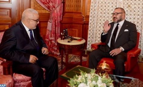الملك محمد السادس يُكلف بنكيران بتشكيل الحكومة الجديدة