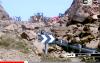 انهيارات صخرية تقطع الطريق الساحلية بين تطوان والحسيمة