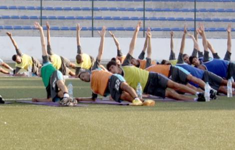 شباب الريف يُجرب لاعبين جدد من داخل وخارج اقليم الحسيمة