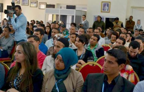مجلس القيادات الشابة بالحسيمة يشارك في ملتقى دولي ببوزنيقة