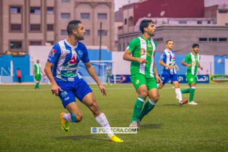 شباب الريف يُجدّد الفوز على النادي القنيطري ويتأهل إلى ربع كأس العرش