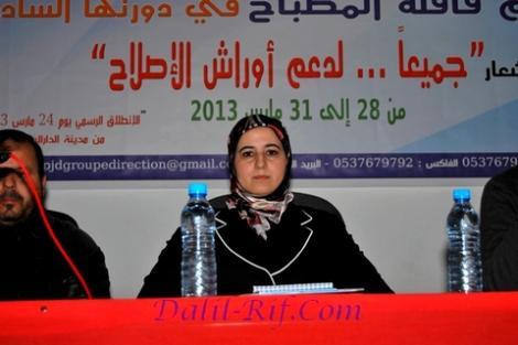 شيخي تدعو إلى تسريع ضمان تمثيلية مغاربة العالم في البرلمان