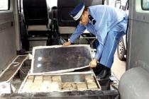 الناظور.. حجز 26 كلغ من مخدر الشيرا بمعبر باب مليلية
