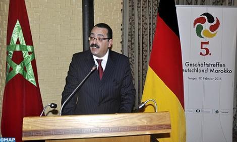 الشرايبي مديرا للمركز الجهوي للاستثمار بجهة طنجة تطوان الحسيمة