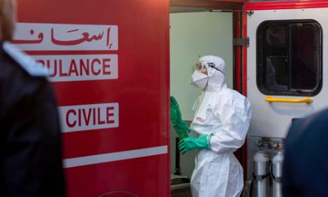 الناظور يسجل 41 حالة اصابة بكورونا وحالة وفاة خلال 24 ساعة