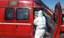الحسيمة .. تسجيل حالة إصابة جديدة بكورونا لدركي بامزورن