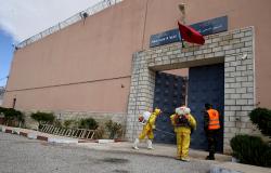 المغرب .. تسجيل 68 إصابة جديدة بكورونا داخل مؤسسة سجنية