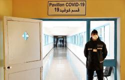 وفاة شخص مشتبه في إصابته بكورونا بمستشفى امزورن