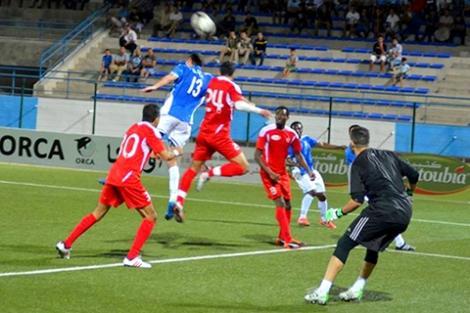 شباب الحسيمة يسقط للمرة الرابعة على التوالي أمام أولمبيك أسفي