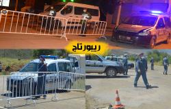 بمناسبة عيد الفطر .. الدرك الملكي يُحْكم الرقابة على مداخل إقليم الحسيمة