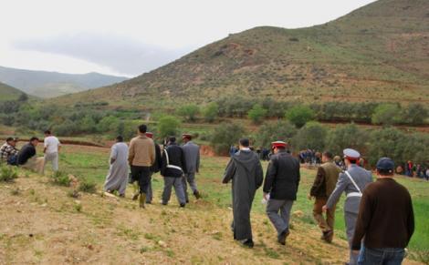 محاكمة متورطين في نزاع استعمل فيه السلاح الناري نواحي الحسيمة