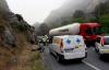 مصرع 5 أفراد من عائلة مغربية في حادثة سير شمال إسبانيا (فيديو)