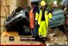 قتلى وجرحى في فيضانات بجنوب إسبانيا