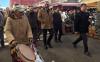 فريد شوراق يتعهد بالقضاء على مشاكل سوق الثلاثاء بمدينة الحسيمة