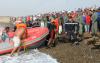 مصرع 6 مهاجرين غير شرعيين بينهم 4 مغاربة إثر غرق قاربهم المطاطي