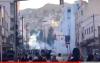 قنابل دخانية في شوارع الحسيمة