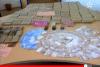 عصابتين لتزوير العملة وترويج المخدرات