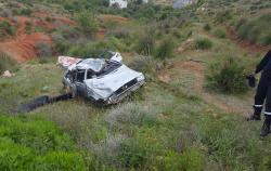 حادثة سير مأسوية تودي بحياة خمسيني قرب مدينة الحسيمة