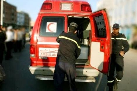 مصرع شخص وجرح اخرين في حادث اصطدام 3 سيارات بطنجة