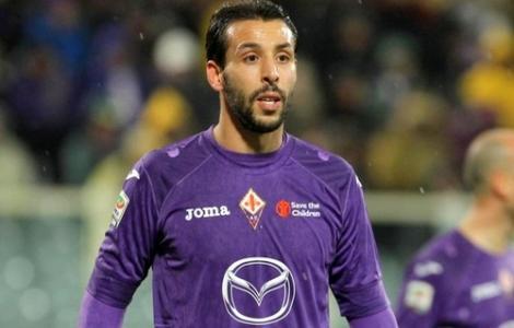 فيورنتينا سيتجه لفسخ عقد الحمداوي في حالة فشله في ايجاد فريق يضمه