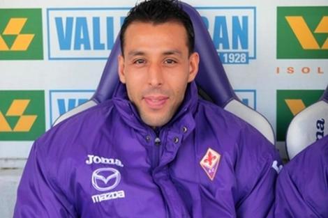 أندية ايطالية وفرنسية تسعى لضم لاعب فيورنتينا منير الحمداوي