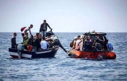 إنقاذ 59 مرشحا للهجرة السرية بعرض سواحل الحسيمة