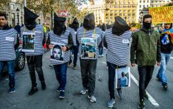 """""""العفو الدولية"""": المغرب تقاعس عن التحقيق بمزاعم تعذيب سجناء الحراك"""