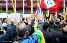 """ائتلاف حقوقي يدعو إلى الاحتجاج امام البرلمان تضامنيا مع معتقلي """"حراك الريف"""""""