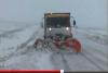 انقطاع الطرقات بسبب الثلوج بنواحي إفران